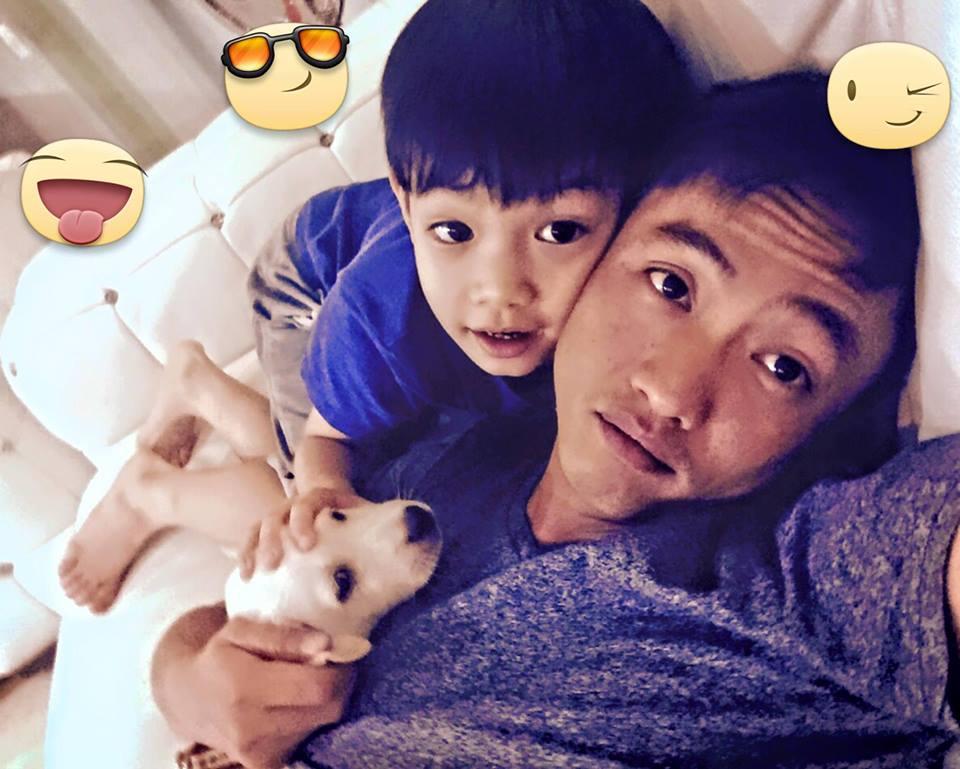 Lâu lắm Cường Đô la mới công khai quan tâm con trai Subeo, sốc với phản ứng của Đàm Thu Trang - Ảnh 5