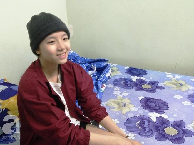Mỹ Hiếu - cô gái xinh xắn phải cắt bỏ một chân vì ung thư xương đã mãi mãi ra đi ở tuổi 16 - Ảnh 4
