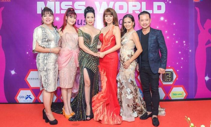 Ở tuổi U50, Trịnh Kim Chi khoe ngực 'khủng' lấn át nhiều chân dài kém tuổi - Ảnh 5