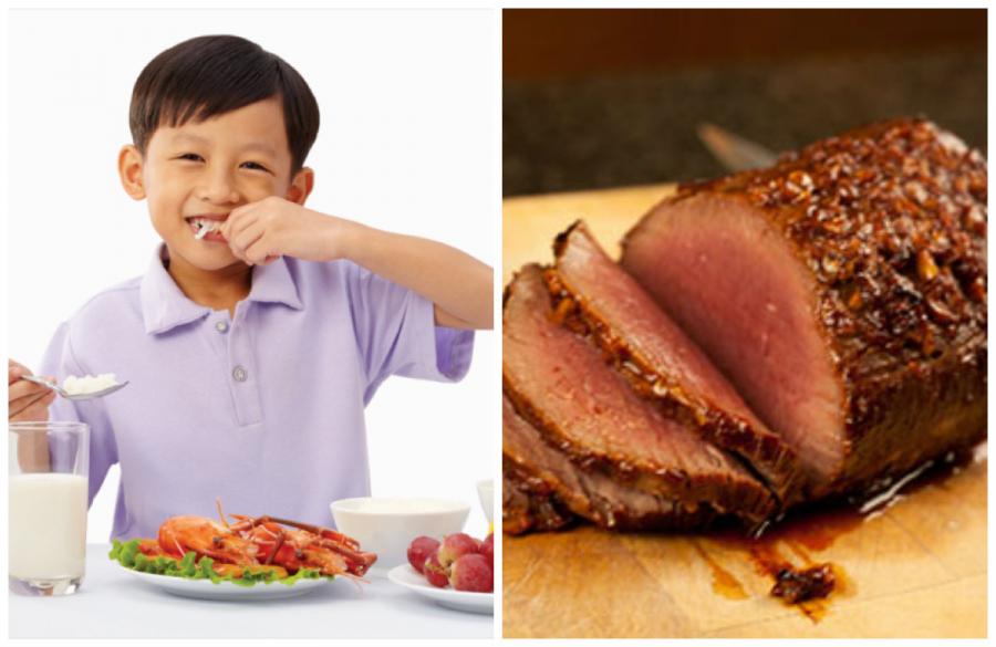 Cứ thoải mái cho con ăn những thực phẩm này: Mẹ hoảng hốt khi con lùn tịt so với bạn bè cùng trang lứa - Ảnh 1