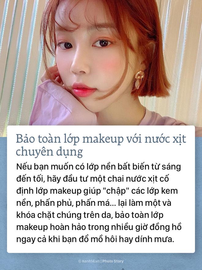 Mách nhỏ các nàng tuyệt chiêu make up giúp bảo toàn nhan sắc ngày nóng - Ảnh 5