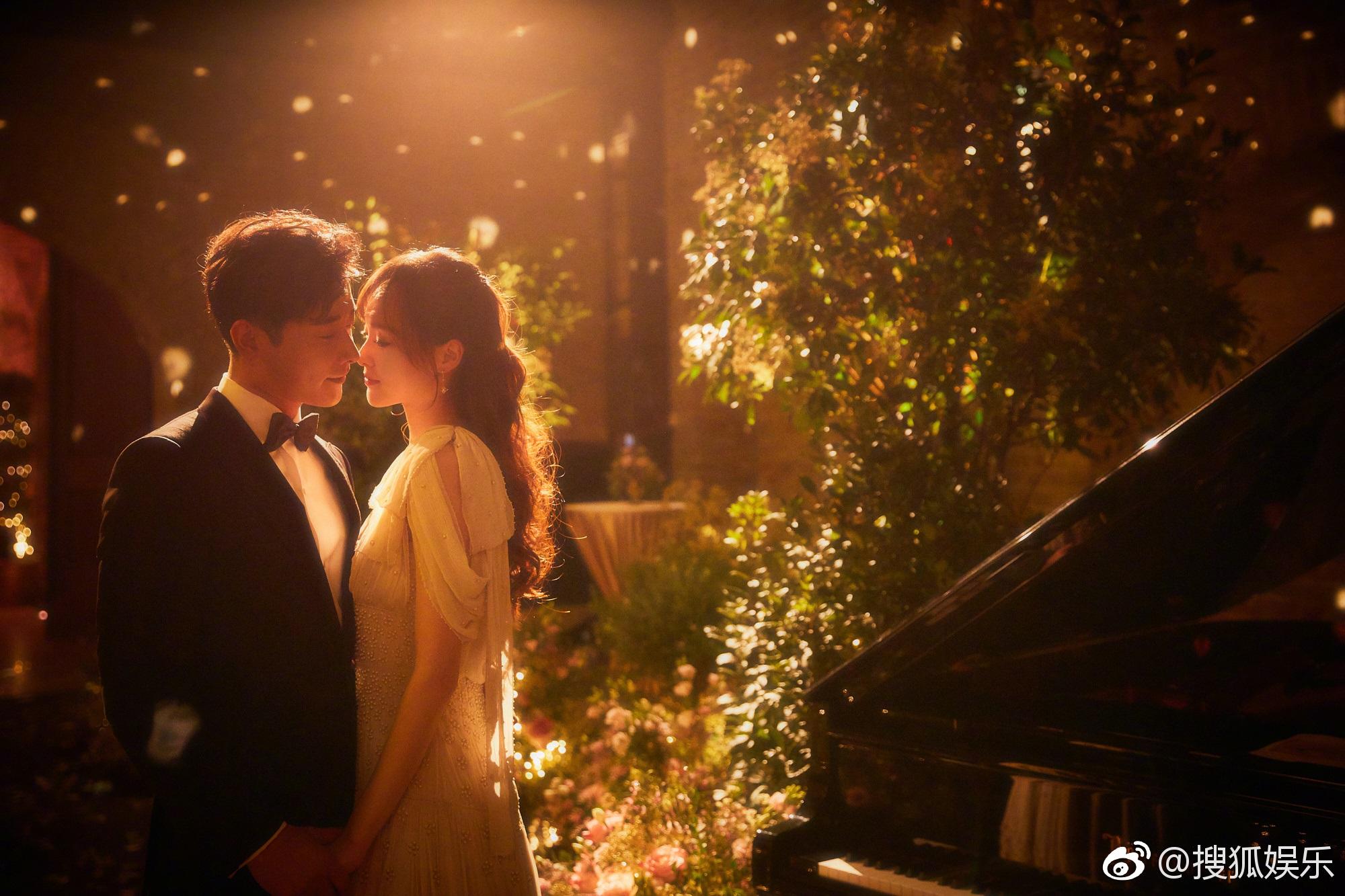 Những cặp đôi phim giả tình thật được yêu mến nhất màn ảnh nhỏ Hoa ngữ - Ảnh 6