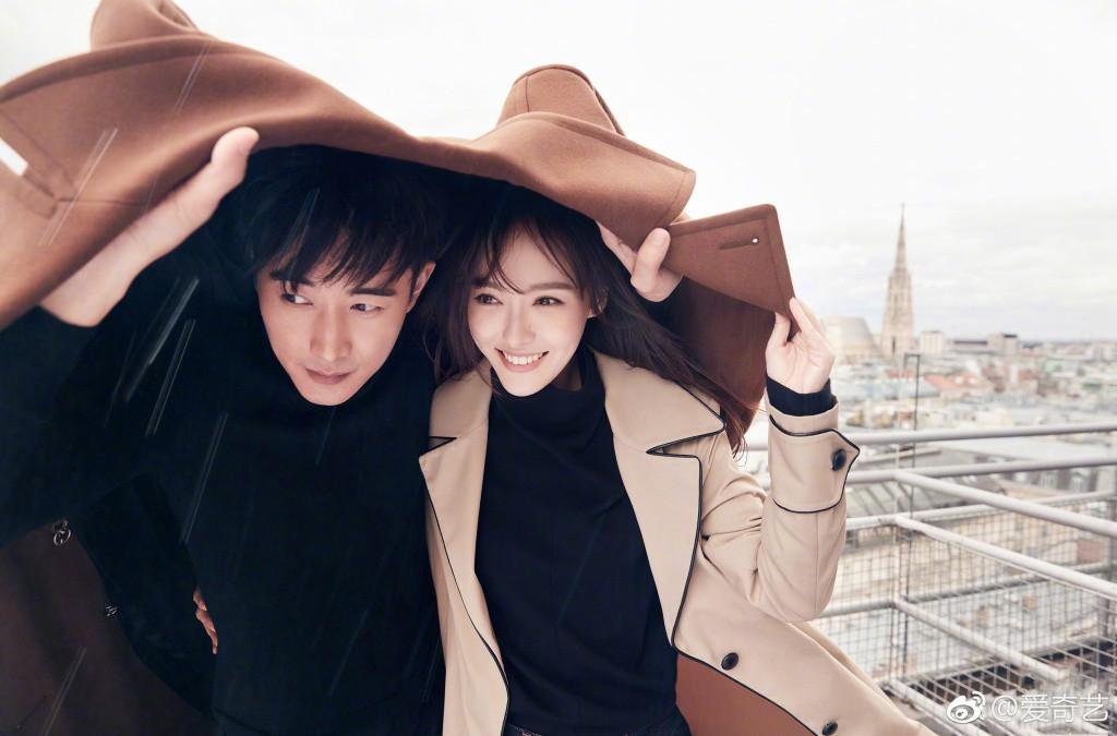 Những cặp đôi phim giả tình thật được yêu mến nhất màn ảnh nhỏ Hoa ngữ - Ảnh 5
