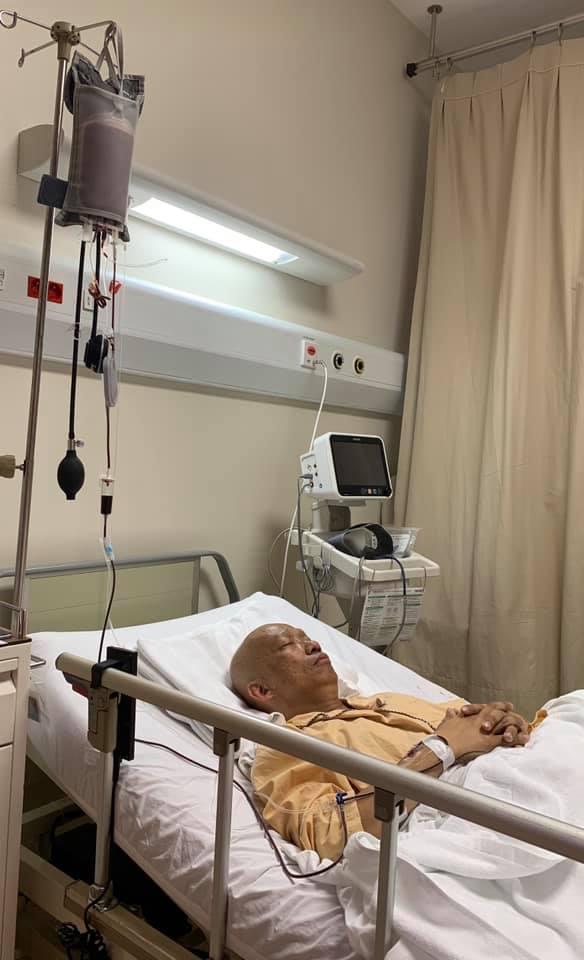 Thông tin mới nhất về tình trạng sức khỏe của nghệ sĩ Xuân Hiếu sau nhiều ngày trì hoãn phẫu thuật ung thư - Ảnh 1