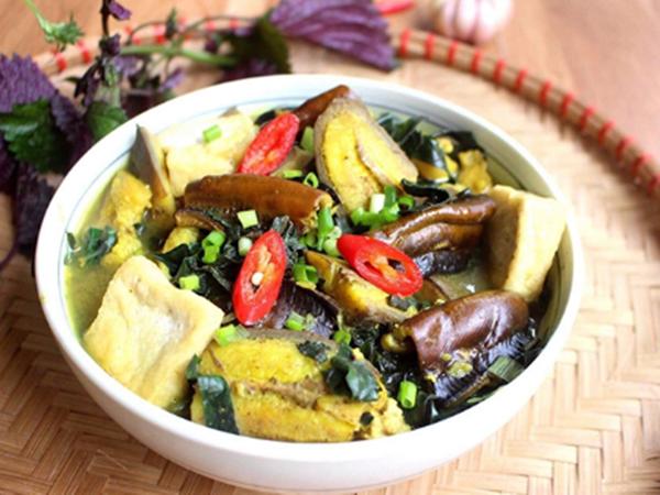 Cách làm món lươn om chuối đậu thơm ngon đậm đà - Ảnh 5