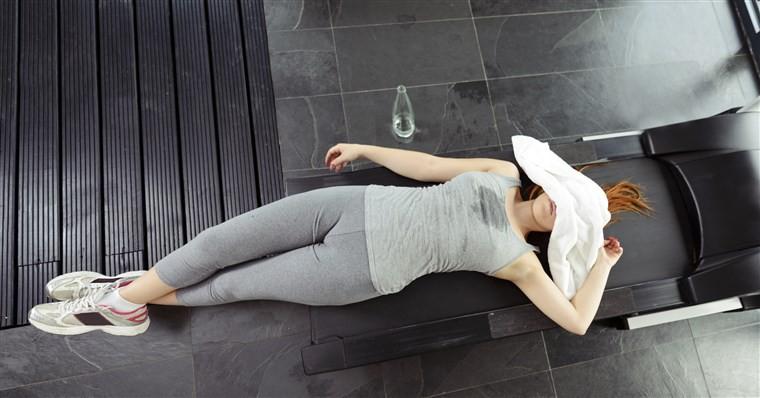 Chuyên gia chỉ ra cách cực đơn giản để bạn không còn 'mệt rã rời' mỗi khi tập luyện - Ảnh 1