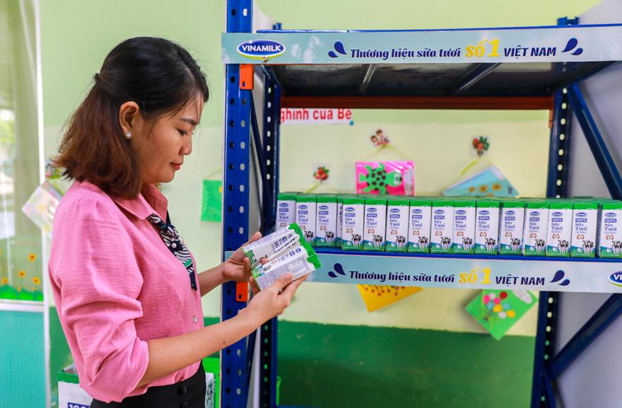 Sữa học đường TP. Hồ Chí Minh: Chương trình nhân văn đem lại nhiều niềm vui cho con trẻ - Ảnh 4