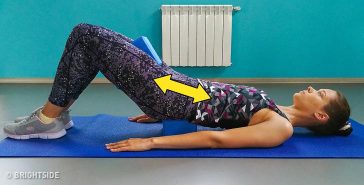 8 động tác giúp loại bỏ mỡ thừa vùng bụng sau sinh hiệu quả - Ảnh 1