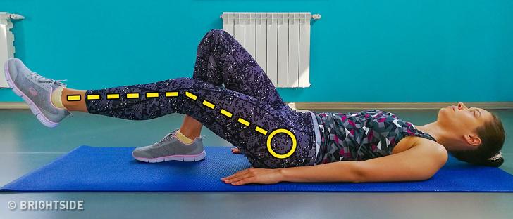 8 động tác giúp loại bỏ mỡ thừa vùng bụng sau sinh hiệu quả - Ảnh 3