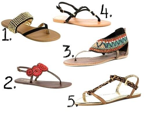 Bạn có biết 5 kiểu giày chuyên dùng ra biển? - Ảnh 5