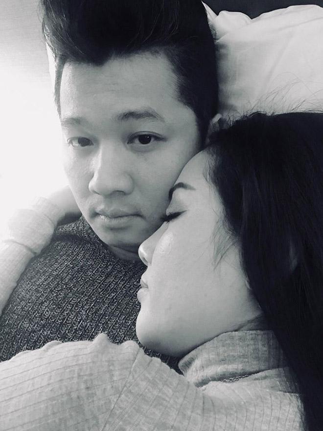 Lâm Vũ 'cưng như trứng' vợ Việt Kiều đang mang thai 8 tháng - Ảnh 11