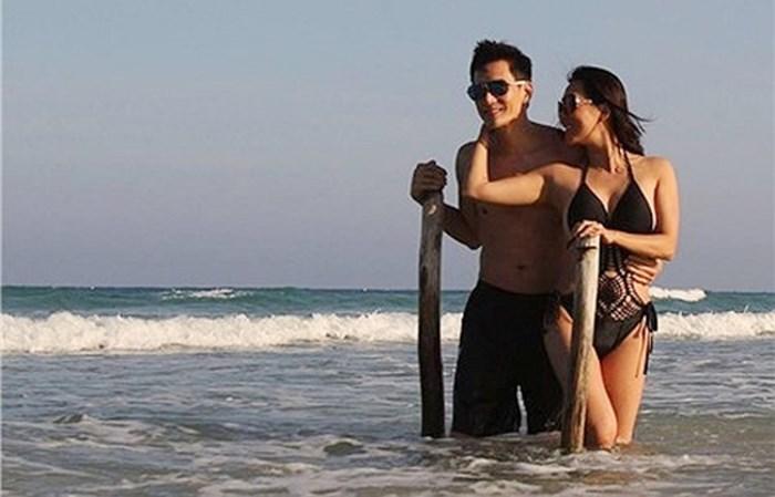 MC Kỳ Duyên và những lần khoe ảnh bikini gây sốt mạng - Ảnh 8