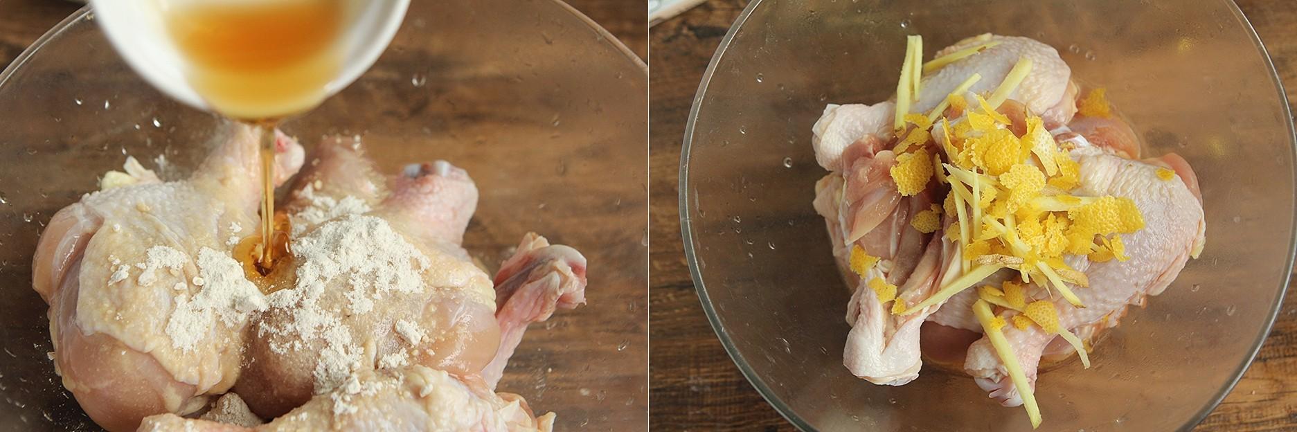 Chỉ dùng nồi cơm điện, tôi có món gà mới toanh ngon hết cỡ! - Ảnh 2