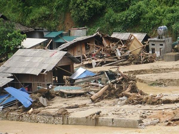 Sau hoàn lưu bão số 3 đã có 10 người tử vong, 11 người mất tích, Hà Nội bắt đầu quay lại nắng nóng - Ảnh 1