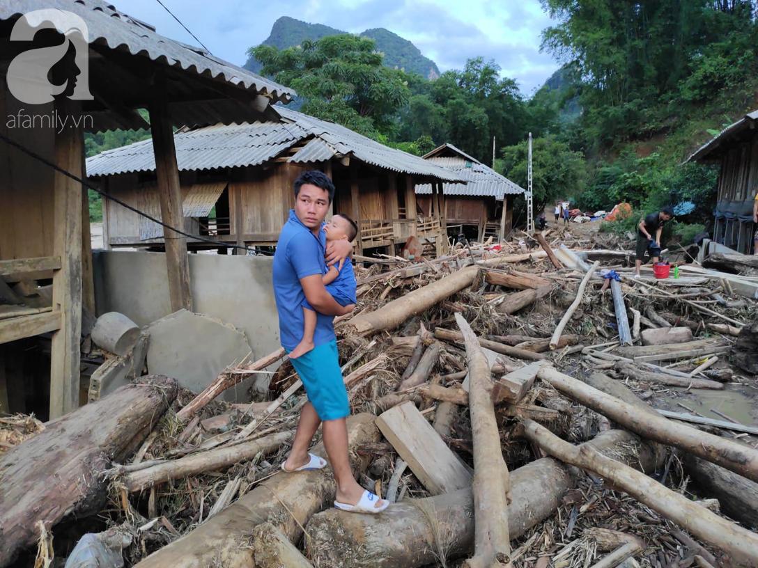 Sau hoàn lưu bão số 3 đã có 10 người tử vong, 11 người mất tích, Hà Nội bắt đầu quay lại nắng nóng - Ảnh 3