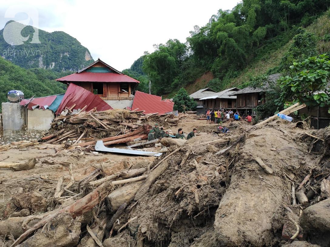 Sau hoàn lưu bão số 3 đã có 10 người tử vong, 11 người mất tích, Hà Nội bắt đầu quay lại nắng nóng - Ảnh 4