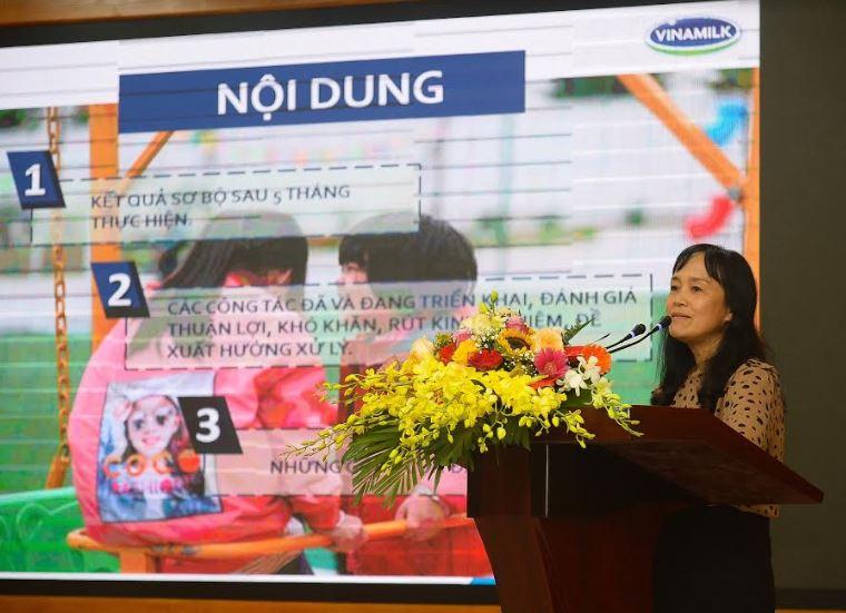 Hơn 1 triệu trẻ mẫu giáo và học sinh tiểu học Hà Nội tham gia chương trình Sữa học đường - Ảnh 2