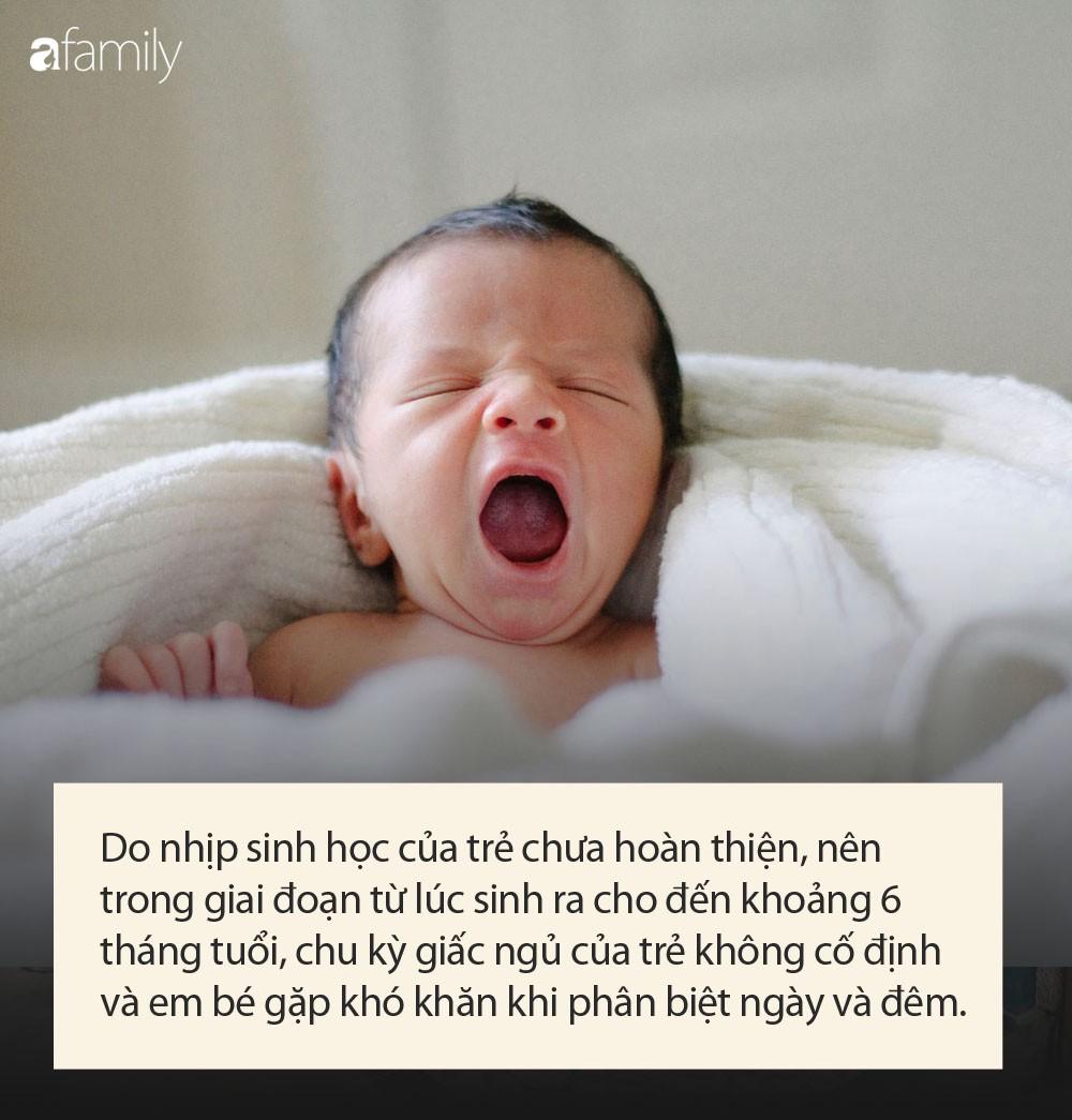 Khoa học lý giải vì sao trẻ sơ sinh thường giật mình, rên rỉ, thậm chí khóc cười trong khi ngủ - Ảnh 2