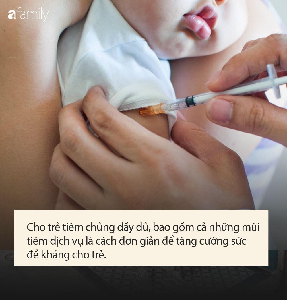 Những mũi vắc xin cần thiết ngoài chương trình tiêm chủng mở rộng cha mẹ nhất định phải tiêm cho trẻ - Ảnh 1
