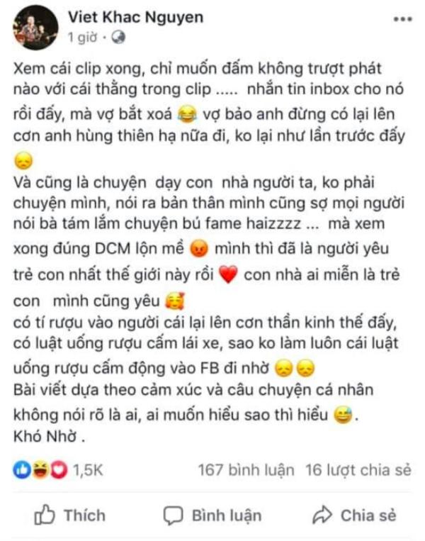 Sao Việt bức xúc về đoạn clip nghi Kin Nguyễn bạo hành con trai riêng Thu Thủy: Gắt nhất là Khắc Việt nhưng Xuân Lan mới thật sự thâm thuý - Ảnh 3
