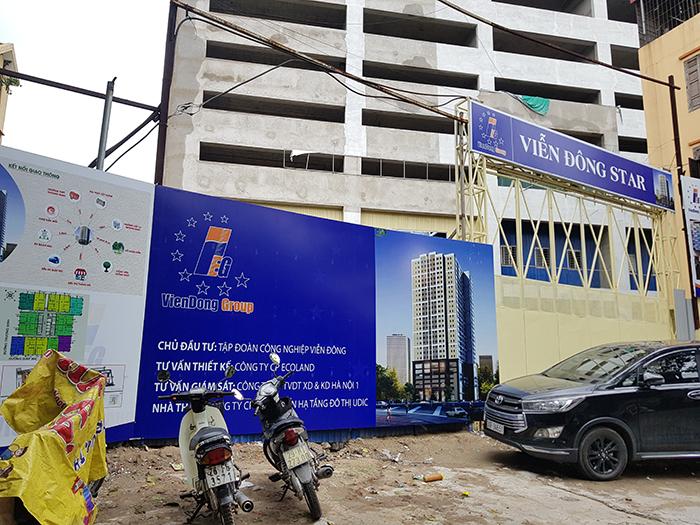 """Sau lùm xùm bảo lãnh, dự án Eco Green Tower """"thay tên đổi chủ"""" - Ảnh 1"""