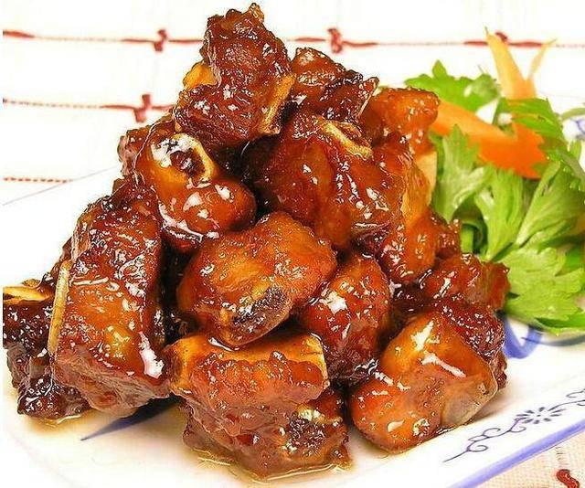 Làm sườn heo chua ngọt, nhiều người thắc mắc cho giấm hay đường trước, nếu sai món sườn không ngon - Ảnh 1