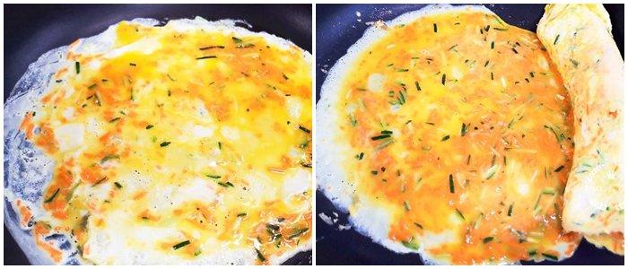 Trứng kết hợp với 2 nguyên liệu này thành món ăn tuyệt ngon, 10 phút là xong ngay - Ảnh 2