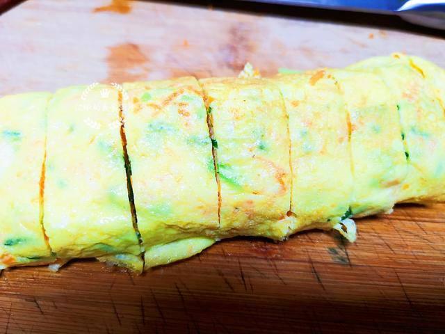 Trứng kết hợp với 2 nguyên liệu này thành món ăn tuyệt ngon, 10 phút là xong ngay - Ảnh 3