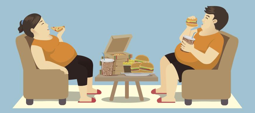Vì sao ăn nhanh nuốt vội là thủ phạm khiến bạn mãi không giảm béo nổi? - Ảnh 2