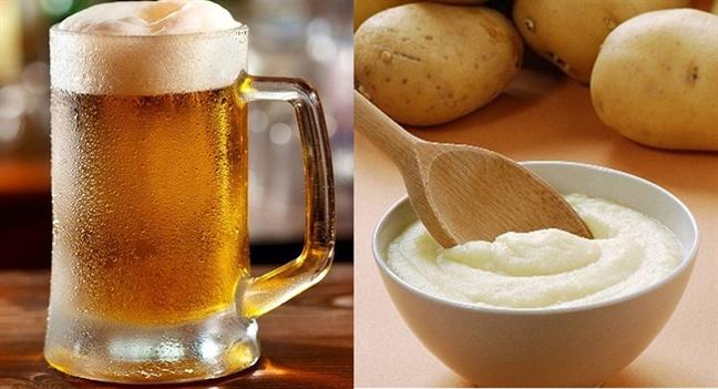 Cách làm đẹp đơn giản từ... bia - Ảnh 4