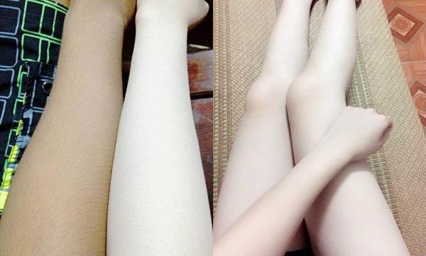 Mua gói sữa tươi vài nghìn đồng về làm theo 3 cách này, da toàn thân trắng hồng, mịn màng như Ngọc Trinh - Ảnh 4