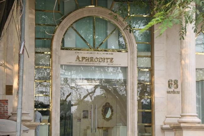 Review chi tiết về spa Aphrodite Nguyễn Du cập nhật 2018 - Ảnh 1