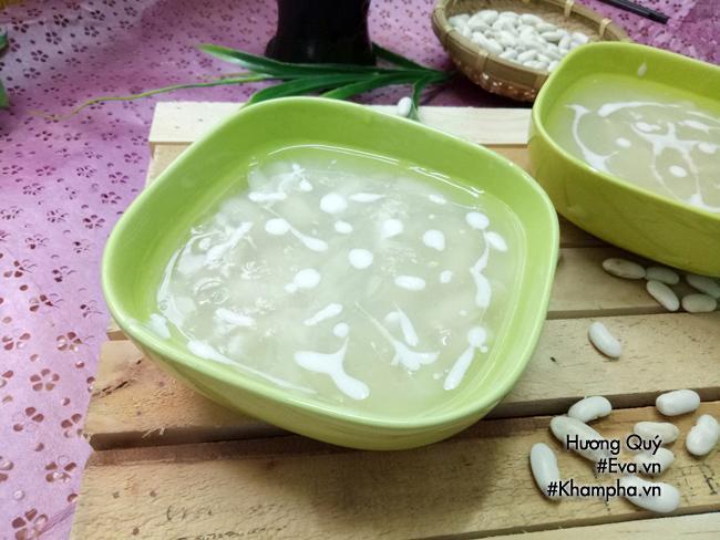 Cách nấu chè đậu ván nước cốt dừa ngon, mát lạnh cho ngày nắng cuối tuần - Ảnh 8