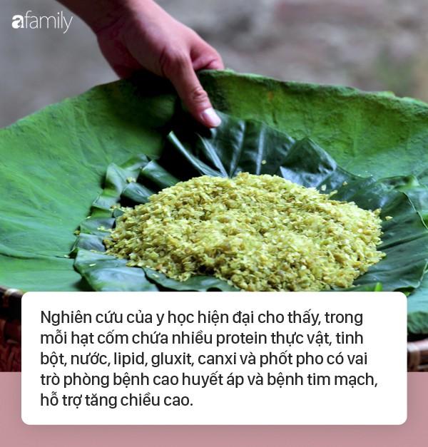 Mùa thu là mùa cốm nhưng trước khi ăn hãy 'học thuộc' những điều này để mua được cốm sạch tránh ăn phải cốm tẩm hóa chất - Ảnh 1