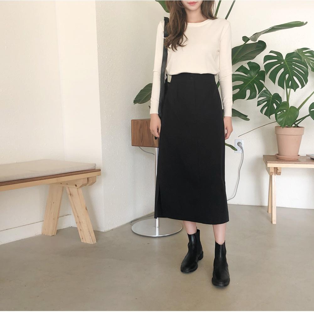Những kiểu chân váy dạ vừa dễ phối đồ lại vô cùng sang chảnh - Ảnh 1
