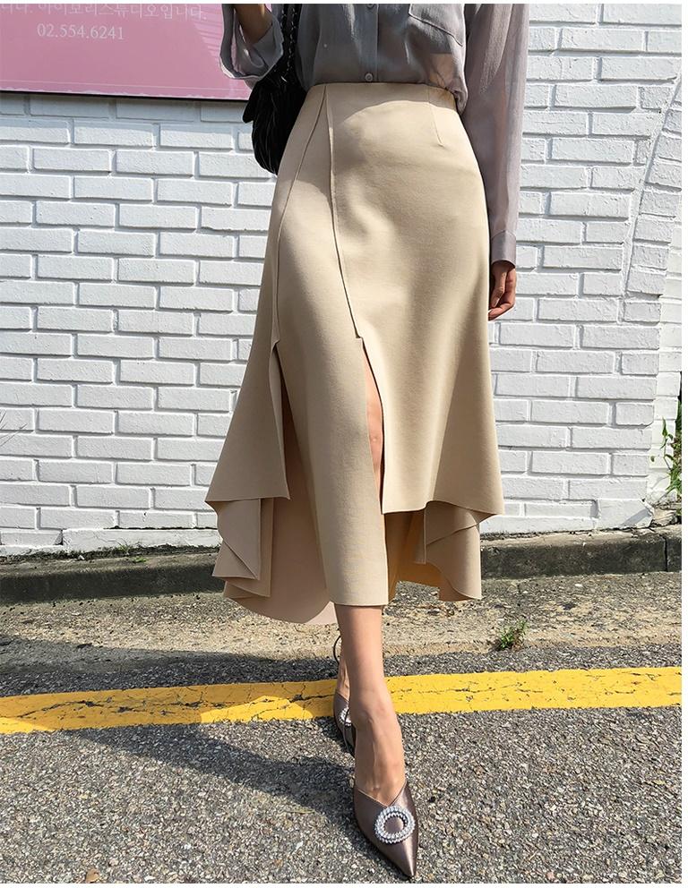Những kiểu chân váy dạ vừa dễ phối đồ lại vô cùng sang chảnh - Ảnh 11