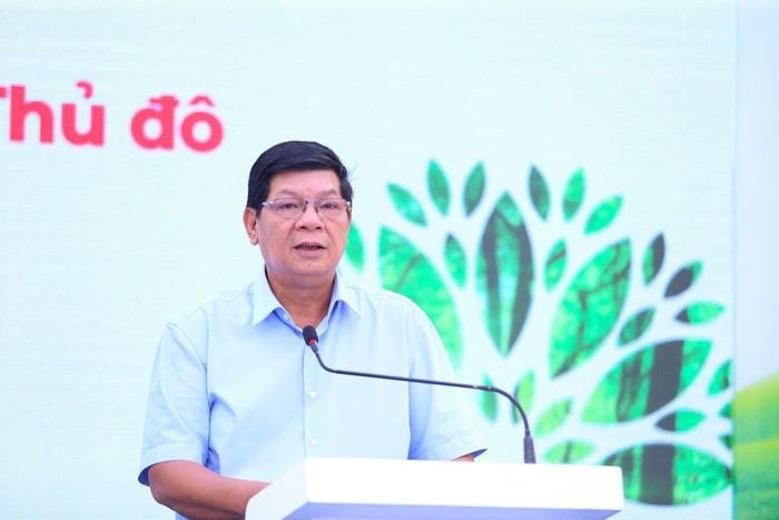 Vinamilk trồng 61.000 cây xanh và trao 119.000 ly sữa cho trẻ em Hà Nội nhân dịp 65 năm ngày giải phóng thủ đô - Ảnh 2