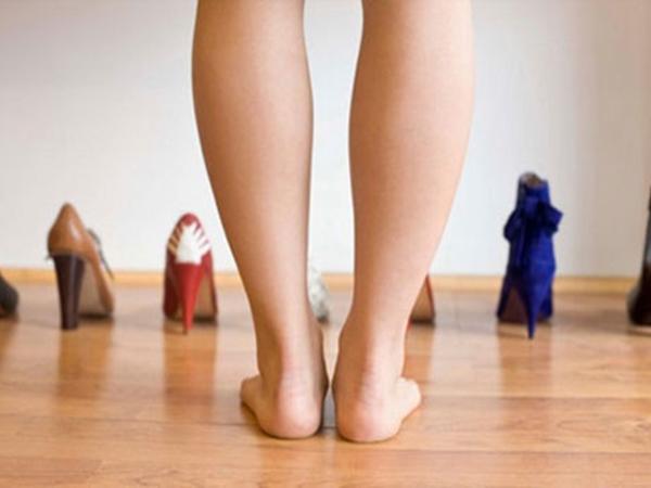 Cách khắc phục 'chân cột đình' cho phái đẹp - Ảnh 1