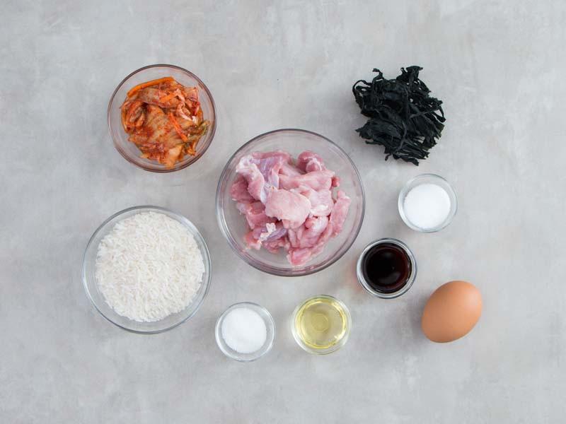 Học người Hàn cách nấu cháo thịt thơm ngon, ai thử cũng thích! - Ảnh 1