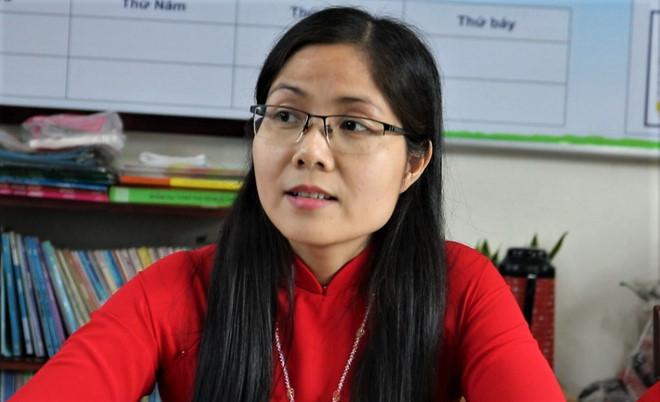 Cô giáo đánh học sinh tại TP.HCM: 'Tôi xem video cũng thấy sợ mình' - Ảnh 2