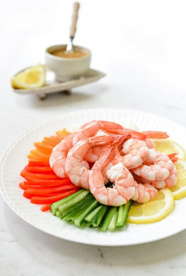 Muốn giảm cân, bạn đừng bỏ qua món salad tôm ngon tuyệt này nhé! - Ảnh 5