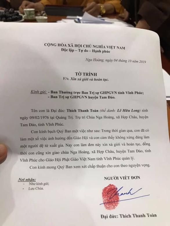Sư Thích Thanh Toàn khoe tài sản 200-300 tỉ, nói có thể cưới vợ, ăn chơi khi hoàn tục - Ảnh 1