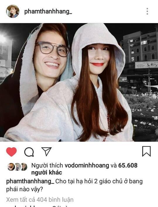 Chỉ đăng hai bức ảnh ngọt ngào, Thanh Hằng bị fan chỉ ra bằng chứng hẹn hò Hà Anh Tuấn? - Ảnh 4