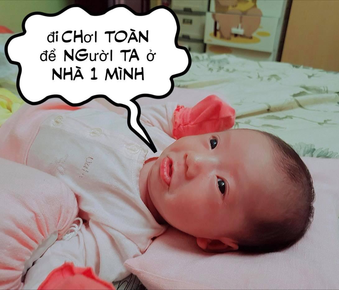 Ngất ngây trước vẻ đẹp tựa thiên thần của những nhóc tì 'mới nổi' nhà sao Việt, dự đoán tương lai đều là hot face - Ảnh 15
