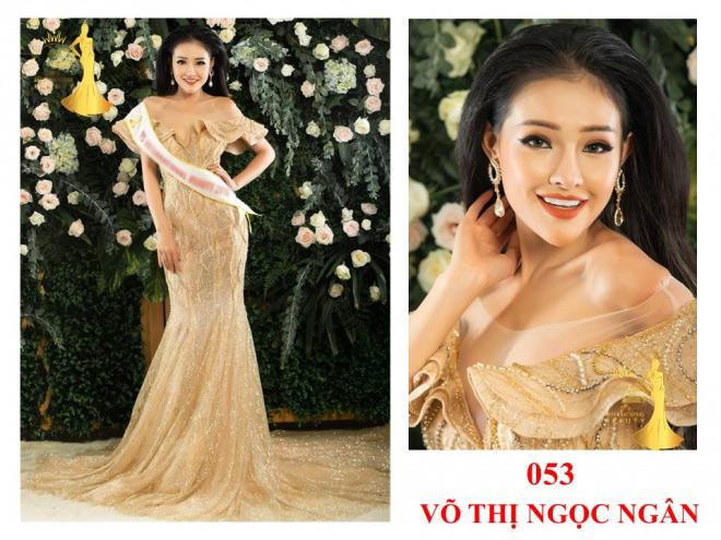 Sau màn khoe ngực 'bất chấp', Ngân 98 tự tin đi thi Hoa hậu - Ảnh 1
