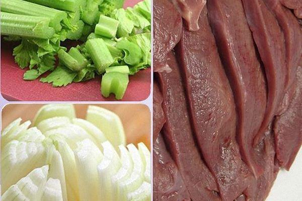 5 cách nấu cháo tim heo cho bé thơm ngon, bổ dưỡng - Ảnh 2