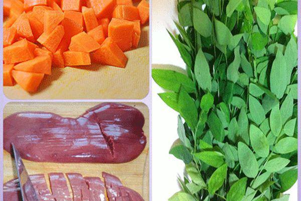 5 cách nấu cháo tim heo cho bé thơm ngon, bổ dưỡng - Ảnh 4