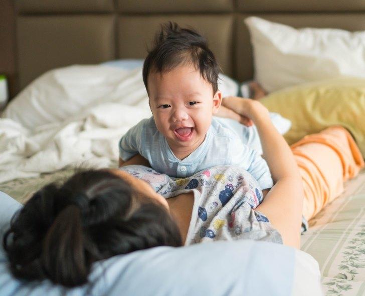 5 mẹo đơn giản bố mẹ nên làm để giúp trẻ sơ sinh khỏe mạnh - Ảnh 4