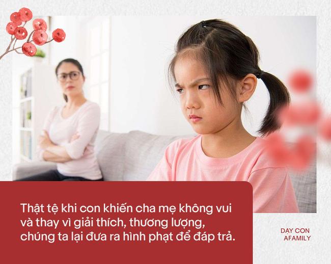9 lý do cha mẹ đừng bao giờ áp dụng các biện pháp trừng phạt với con cái, con không ngoan hơn mà còn nổi loạn - Ảnh 2