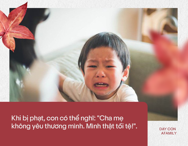 9 lý do cha mẹ đừng bao giờ áp dụng các biện pháp trừng phạt với con cái, con không ngoan hơn mà còn nổi loạn - Ảnh 5